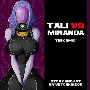 Tali and Miranda