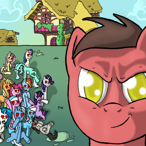 My Little Pony: Banned from Equestria