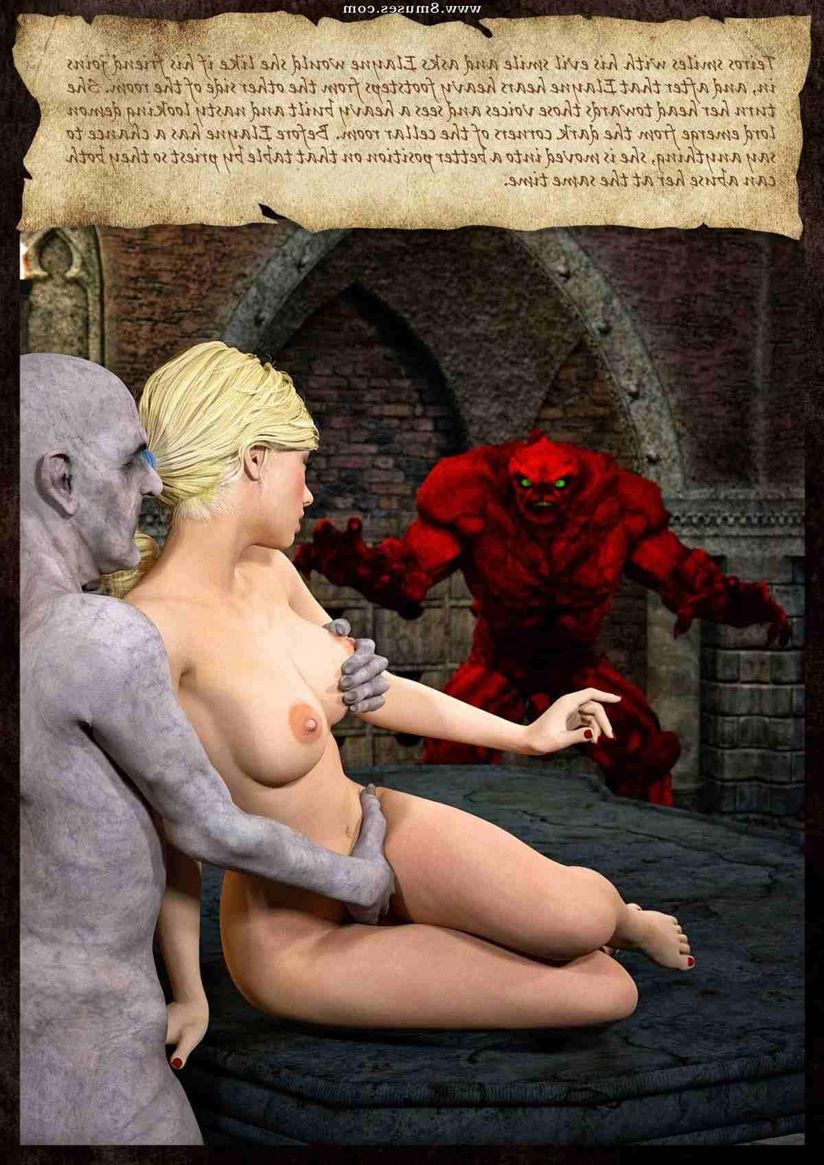 knight elayne betrayal in the priory porn comics
