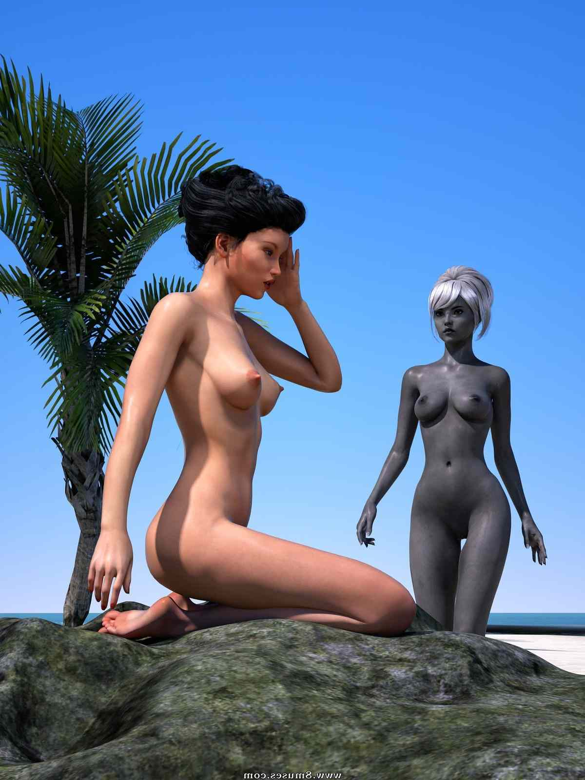 sorceress lori beach day part porn comics
