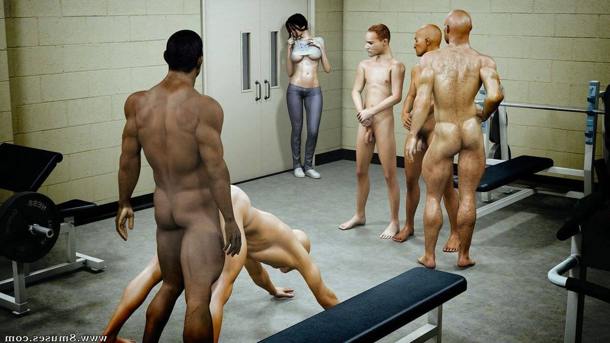 Видео спорт голышом парни