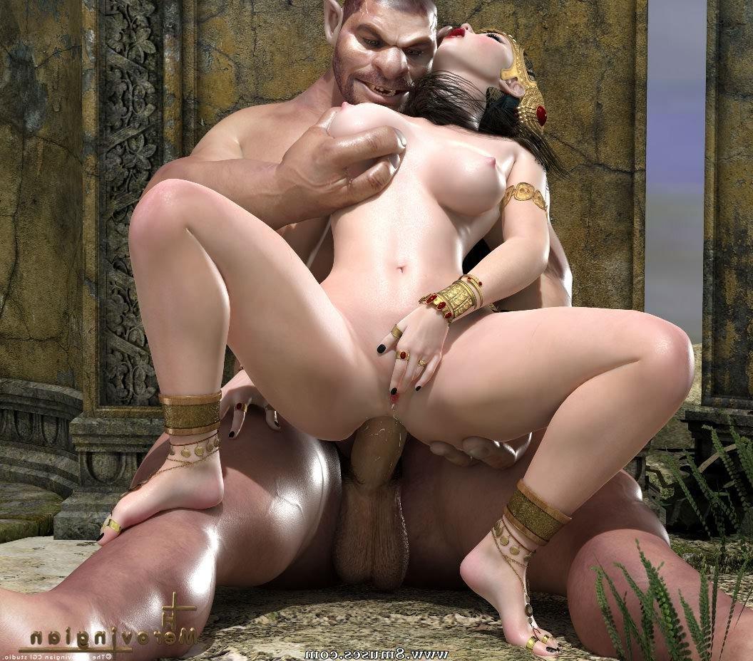 Порно с сюжетом про рыцарей #15