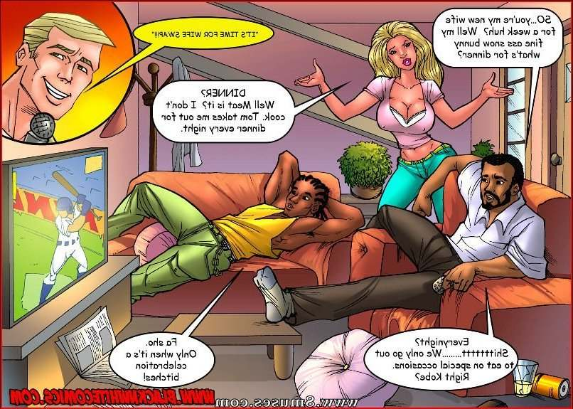 Wife swap porn comics