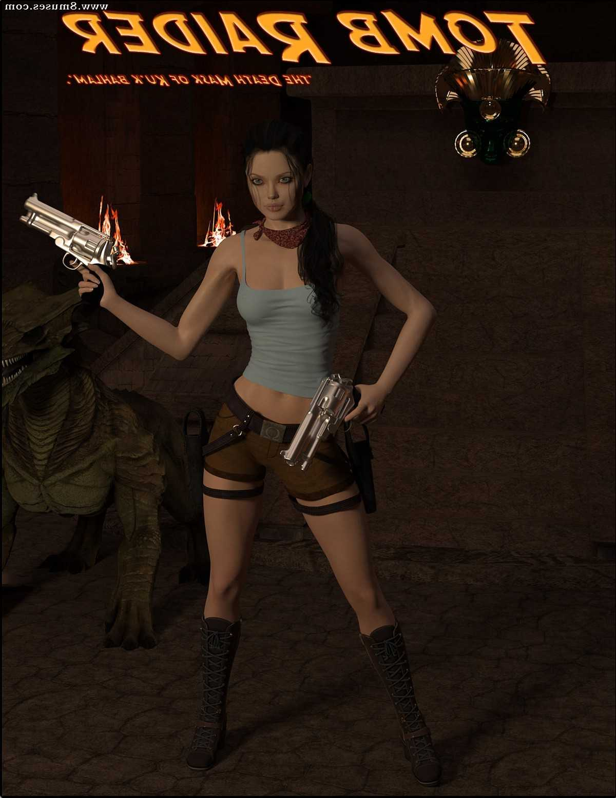 Tomb Raider – The Death Mask of Ku k Bahlam