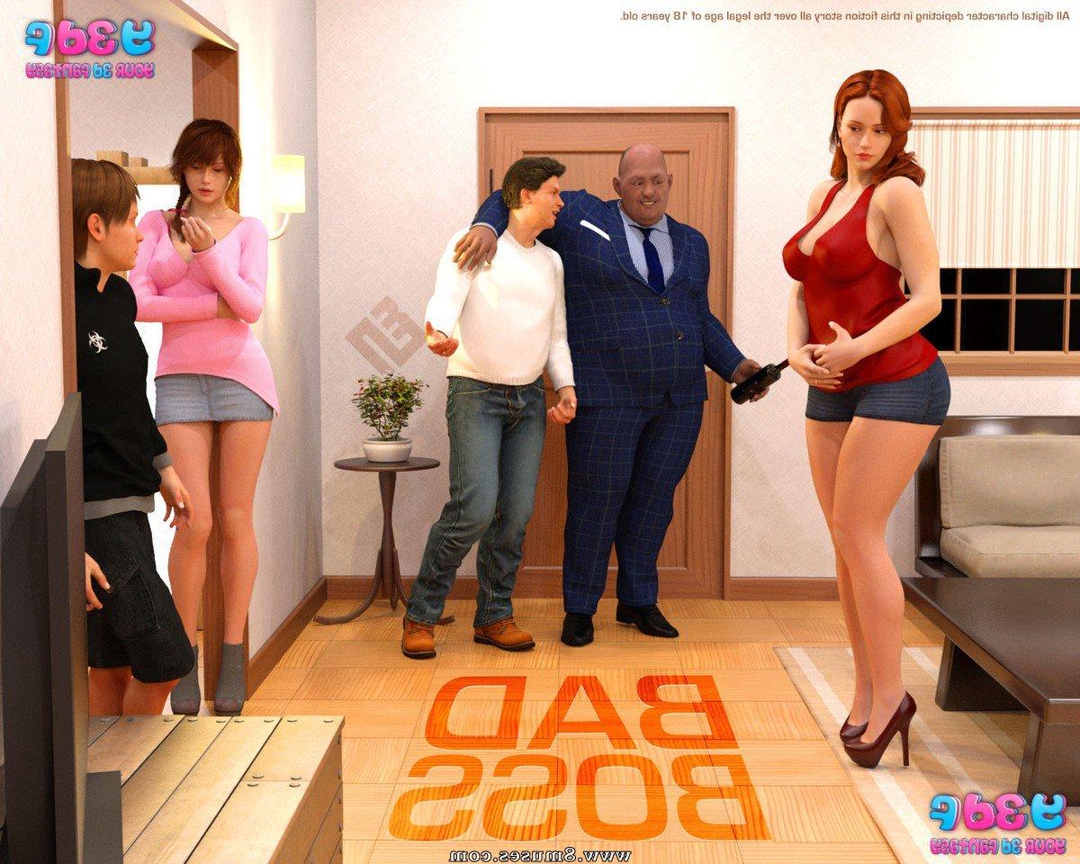 Bad Boss – Issue 1
