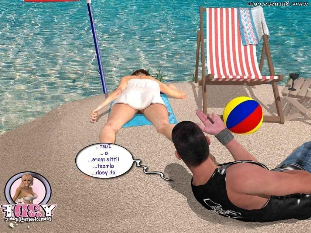 Beach Voley Porn Comic beach   porn comics
