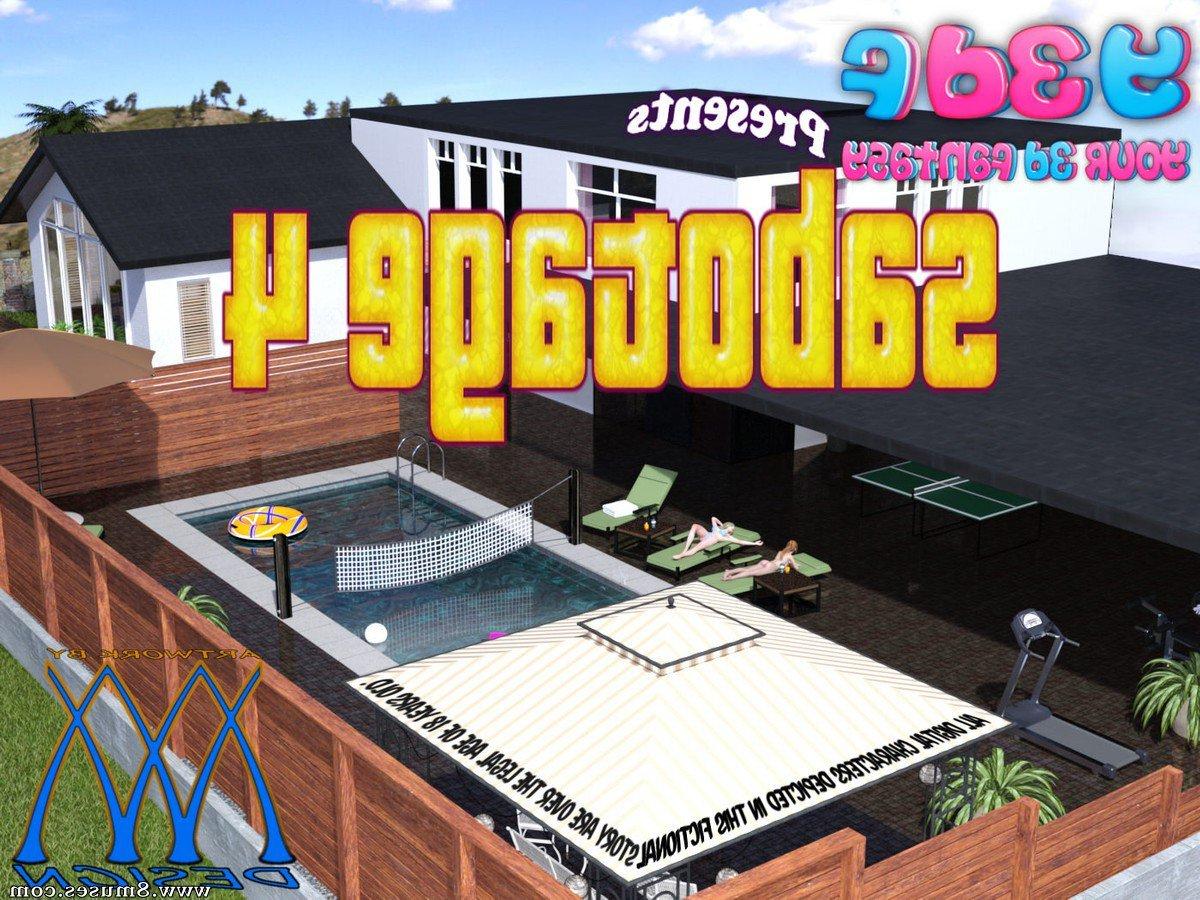 Sabotage – Issue 4