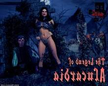 The Legend of Alucardia – Issue 1-5
