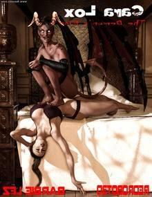 Cara Lox – The Demons Kiss