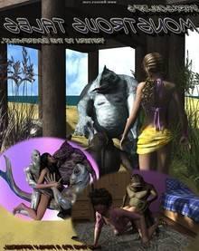 Monstrous Tales – Return To The Boardwalk