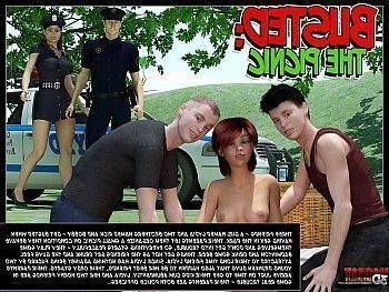 Busted 1 – The Picnic