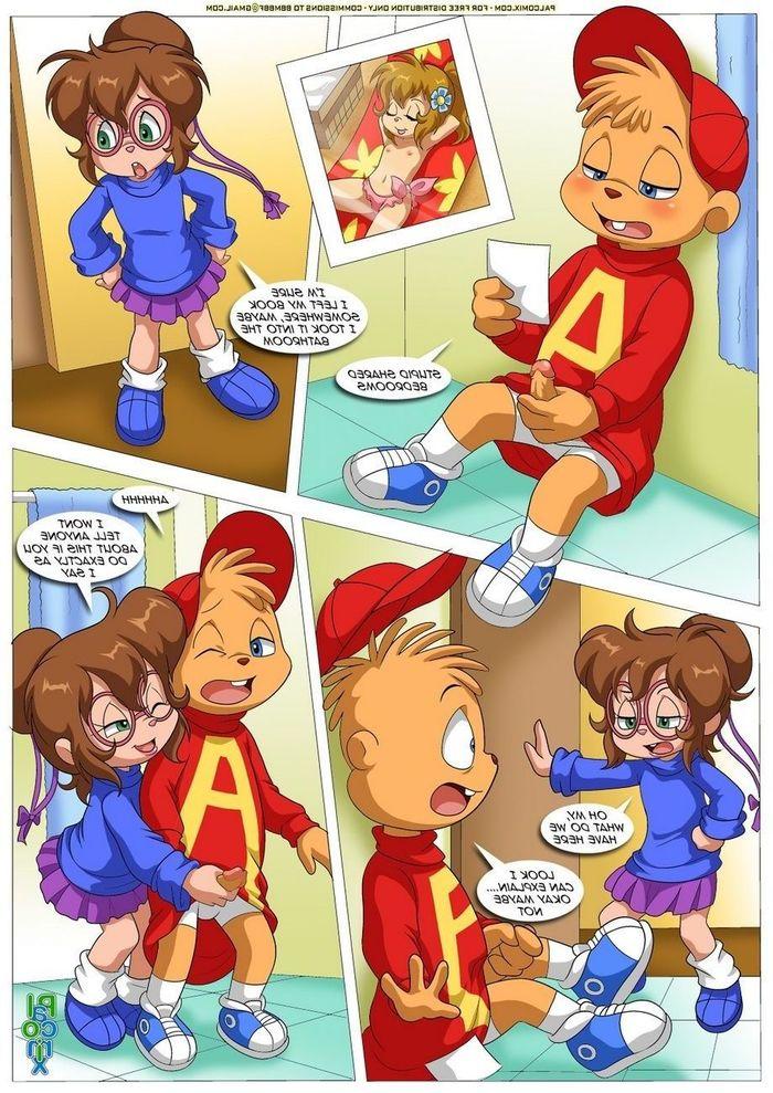 Alvin And The Chipmunks Lesbian Porn Comics - Alvin and the chipmunks cartoon xxx - Alvin and the chipmunks cartoon xxx  jpg 920x1300