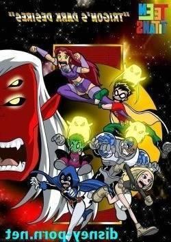 Teen Titans > Trigon's Dark Desires > 21 pics