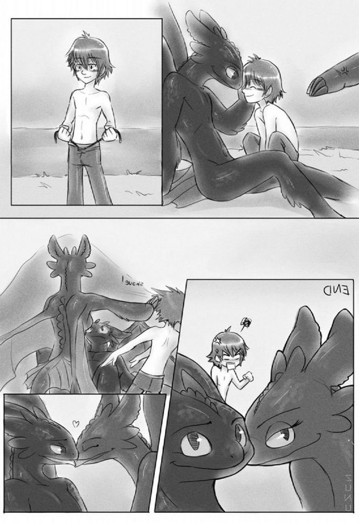 Dragons Porn Comic
