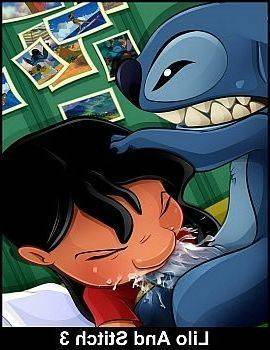 Lilo And Stitch 3