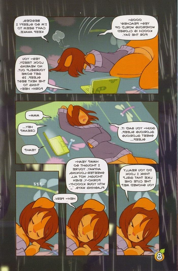 peaches and cream pillow talk porn comics