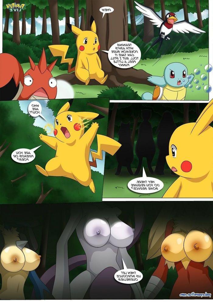 Pokemon szex pornó