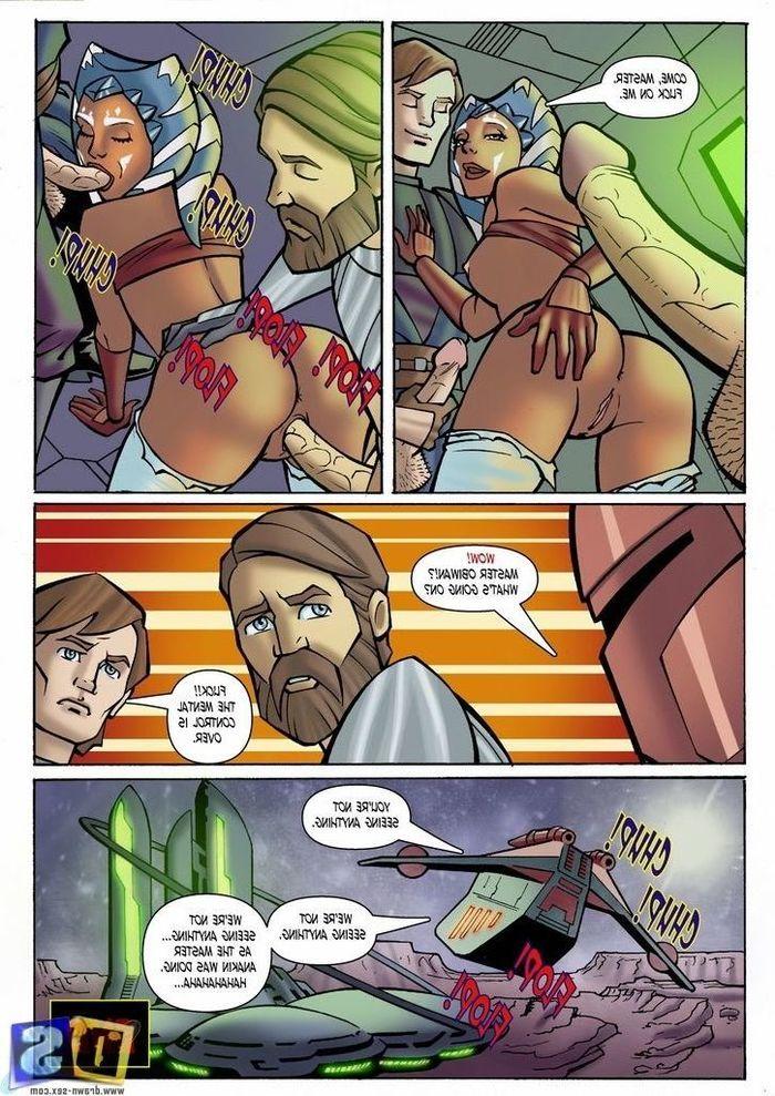 Секс стар варс комиксы фото 570-999