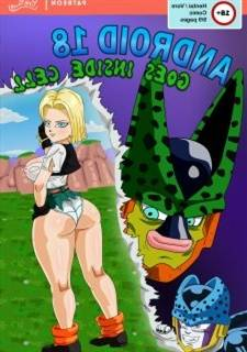 Android 18 Goes Inside Cell (Dragon Ball Z)