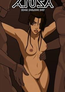 Avatar,  Azula in the Boiling Rock  – Mr.Potatoparty