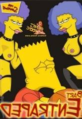 Bart Entrapped – Simpsons