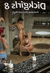 Blackadder 3D– Dickgirls 8 – Hardcore sex