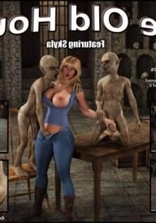 Blackadder – The Old House,  3D Sex Galleries