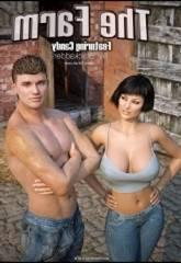 Blackadder – The Farm, Erotic 3D Art