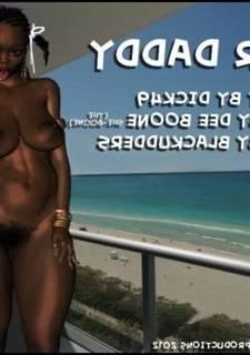 Blackudders – Sugar Daddy, 3D Interracial