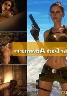 Affect3D, HitmanX3Z  – Iris  – The Dark Adventures