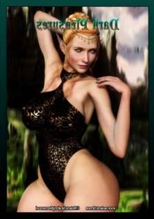 Dark Pleasures – Moiarte-3D Interracial Sex