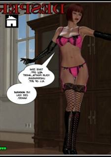 Desperate Housewife 1 – Crazyxxx3DWorld