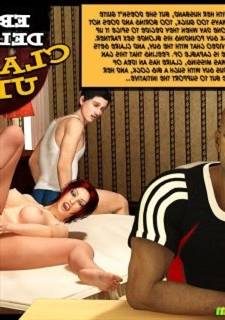 Ebony Delight – Claire's Urge – Ulimate 3DSex