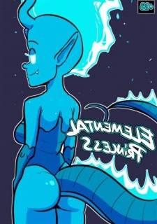 [Ounpaduia] Elemental Princess – Adventure time