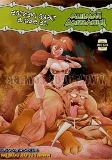 Familia Jurassica 06-Tufos, Incesto porno espanol