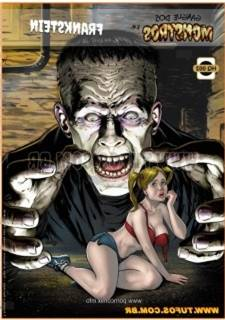 Tufos,  Gang of Monsters 2 (English) – Frankenstein