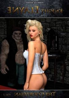 Hibbli3D – Knight Elayne – The Courtesan-Monster