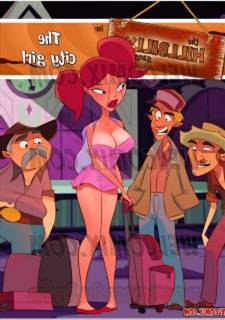 Welcomix – Hillbilly Gang 11 – The City Girl