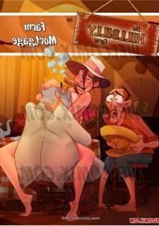 Welcomix, Hillbilly Gang 13 – Farm Mortgage