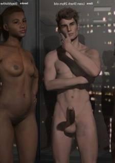 Husband Betrayed Part 2 – Dbtrixx,  3D Incest