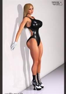 Jenny Poussin  – Plastic Doll-zzomp