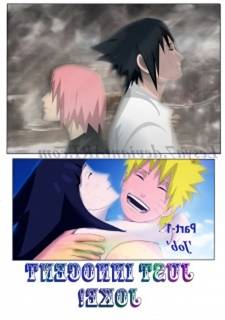 [Lesya7] Just Innocent Joke! (Naruto)