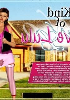 Ultimate 3DPorn – Kind of Naive Lulu