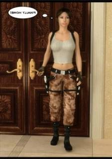 DeTomasso  – featuring Lara Croft,  3D