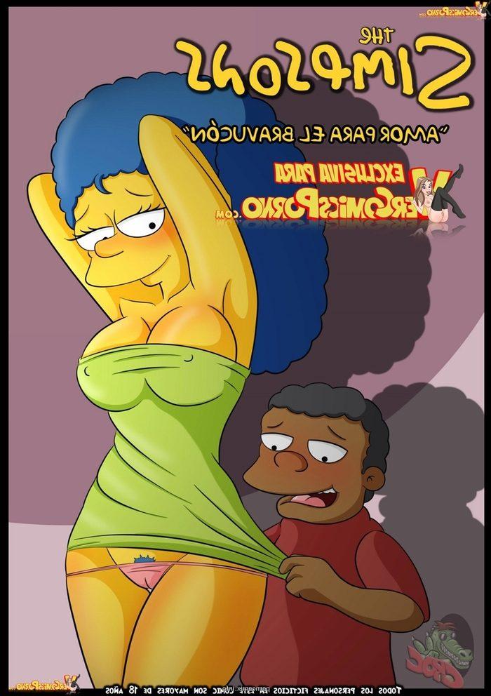 Cartoon porn comics simpsons Simpsons Porn