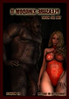 Moiarte – Pleasure Kingdom 2-Monster Sex 3D