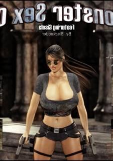 Blackadder – Monster Sex 06