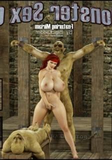 Blackadder – Monster Sex 03