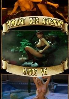 Monster Sex Trilogy – Blood Elf – 3DZen