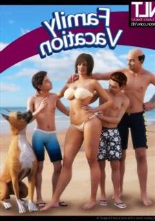 NLT media – Family Vacation, 3D Incest
